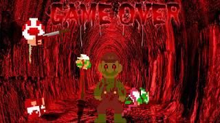 لعبة ماريو رعب super mario bros horror game