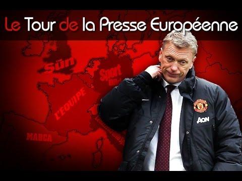 Bielsa arrive à l'OM, Moyes quitte Manchester United... Le tour de la presse européenne !