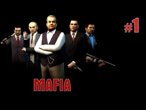 Прохождение Mafia: The City of Lost Heaven. Часть 1