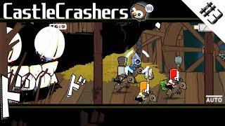 【姫救出】Castle Crashers~新たな仲間と同志の発見~Part3【コラボ】【まったりシリーズ】
