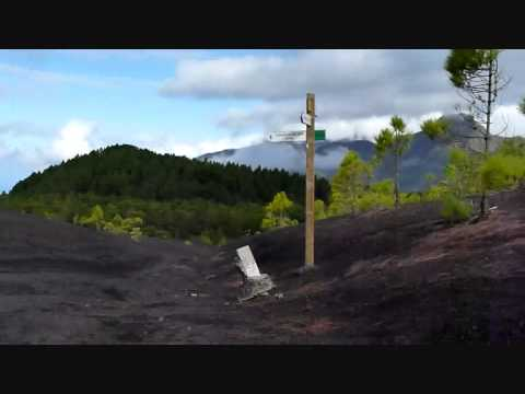 Maanlandschap / Moon landscape - Refugio el Pilar - La Palma