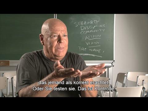 DIE WELLE  Interview: Ron Jones (Original Lehrer) eng / ger sub