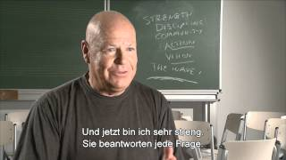 DIE WELLE| Interview: Ron Jones (Original Lehrer) eng / ger sub