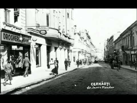 Old Russian Waltz! Разбитая жизнь (1928) in Czernowitz.avi