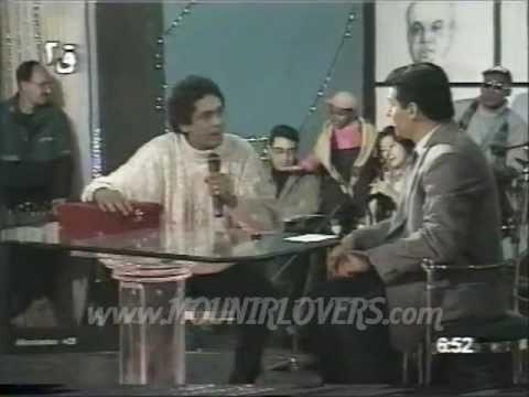 محمد منير .. صالون الفن .. مع مدحت شلبي ( كامــــــل )