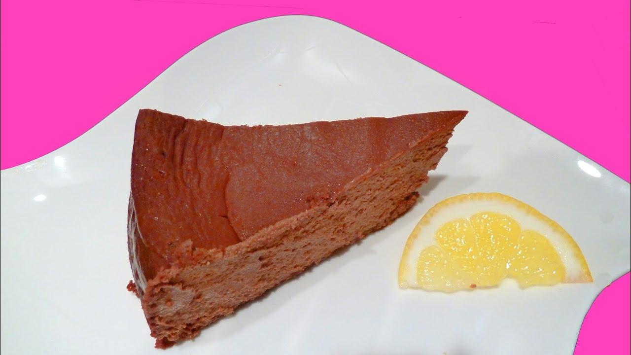 new york cheesecake schokolade teil2 rezept f r american cheesecake einfachkochen youtube. Black Bedroom Furniture Sets. Home Design Ideas