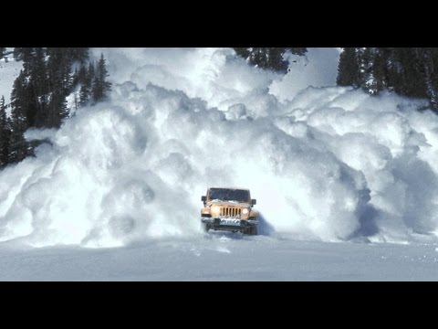 Inside An Awesome Avalanche Compilation - Huge Avalanches HD 2017 2017 streaming vf