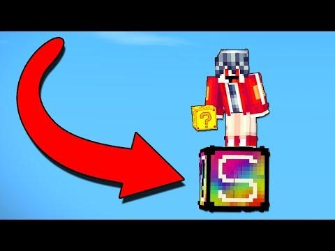 КАК ВЫЖИТЬ НА ОДНОМ ЛАКИ БЛОКИ в Майнкрафте? ~ ВЫЖИВАНИЕ и Мод Майнкрафт - Minecraft lucky block mod
