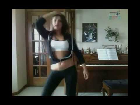 Hot Teen Solo Dancing