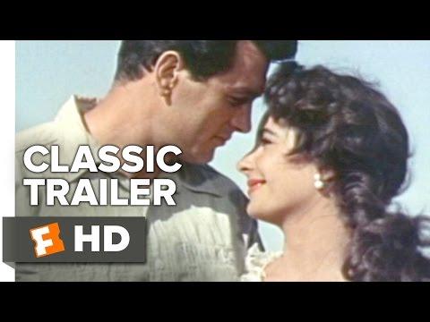 Giant 1956 Official Trailer - Elizabeth Taylor, Rock Hudson Movie HD