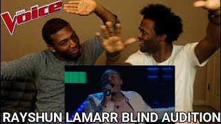 "Download Lagu The Voice 2018 Blind Audition - Rayshun LaMarr: ""Don't Stop Believin"" (REACTION) Gratis STAFABAND"
