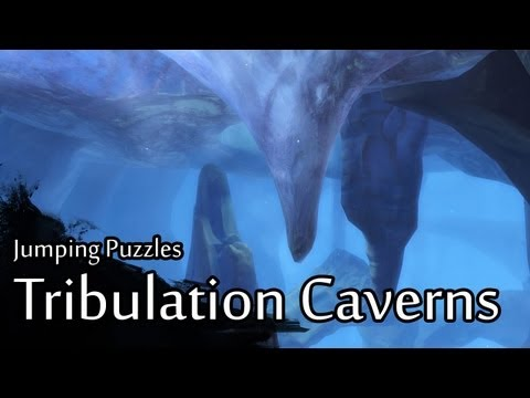 Tribulation Caverns - Guild Wars 2 Jumping Puzzles