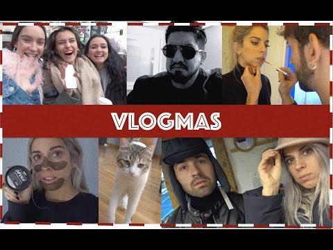 RODAJE, COMPRAS Y... | VLOGMAS 14