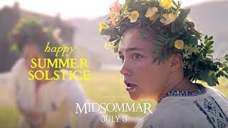 """Happy Midsummer!"""