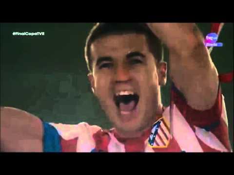Papá por esto soy del Atlético de Madrid.
