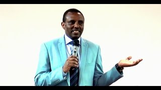 Conference by Pastor Mesfin Mulugeta (Aug 29, 2015) held at Ammanuel Montreal Evangelical Church