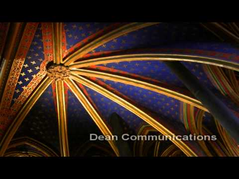 Sainte Chapelle, Paris - The Holy Chapel in HD