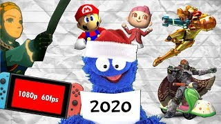 Nintendo Switch in 2020: My Wishlist