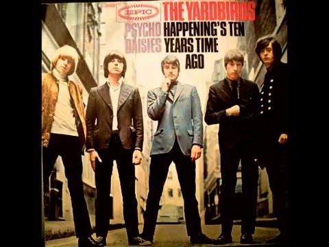 Yardbirds - Psycho Daisies