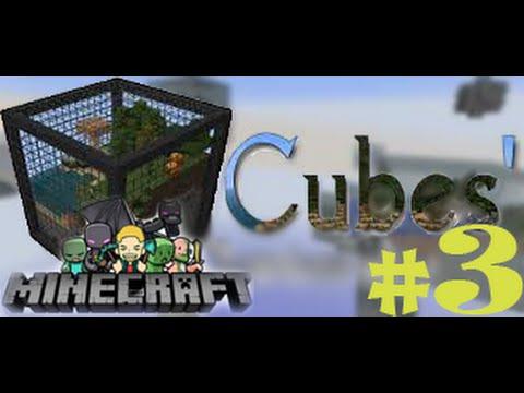 Minecraft Mini Cubes 3 Sono