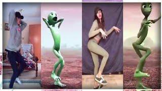 Dame Tu Cosita Dance Challenge Musical.ly Compilations #dami toka sida