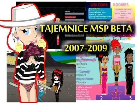 CO SIĘ DZIAŁO PRZED STARYM MSP ? SEKRETY MSP BETA 2009 #1