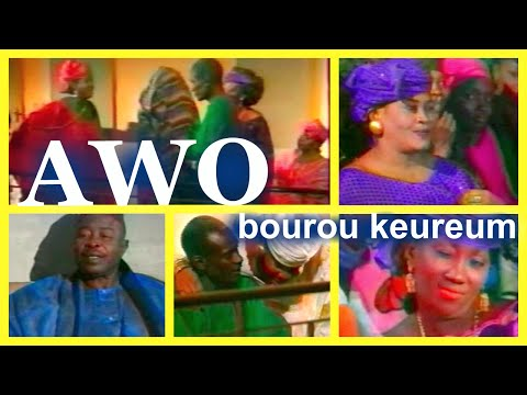 Théatre avec la troupe Bara yeego - Awo bourou keureum Golbert Diagne,