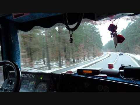 Scania RVE 144L 530 V8