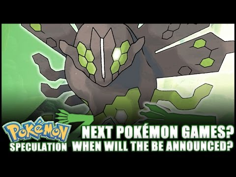 When Will The Next Pokémon Games Be Announced? (pokémon Z pokémon X2 And Y2) video