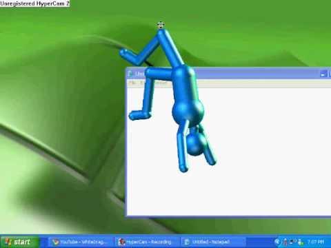 Screen Ragdoll 3D - YouTube