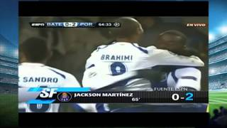 BATE Borisov vs FC Porto 0-3 | Champions League 15/11/2014