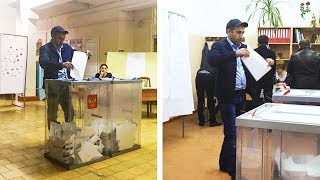 These Russians Love Putin So Much They Voted Twice
