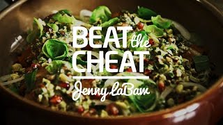 Beat The Cheat: Jenny Labaw Flavorful Chicken Salad