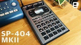 Roland SP-404MKII hands-on