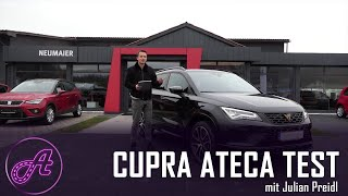 Cupra Ateca Autocheck │ Test │ Review