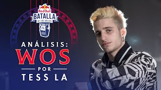 TESS LA analiza a WOS | Red Bull Internacional 2019