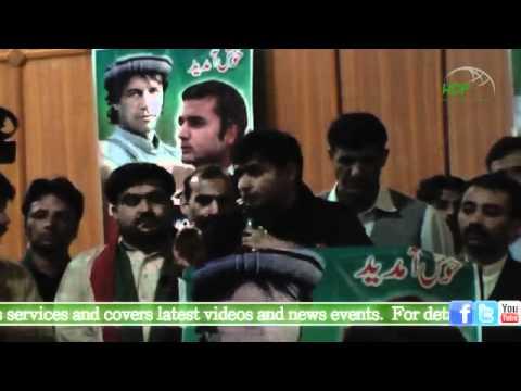 PTI Youth President Abrar-Ul-Haq complete Speech at Hazara Youth...