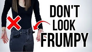 "10 ""FRUMPY"" Style Mistakes ...and how to fix!"