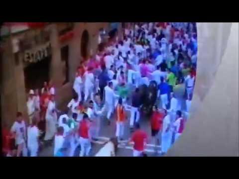 Segundo Encierro San Fermín 2011 - 08/07