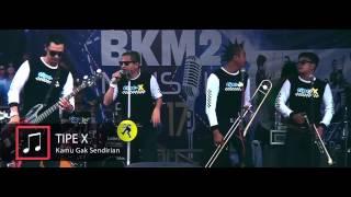 Download lagu Tipe X - Kamu Gak Sendirian ( Pensi SMK BKM2 ) gratis