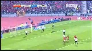 the return of carlos alberto goal  هدف احمد فتحى العالمى