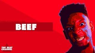 """BEEF"" Hard Trap Beat Instrumental 2017 | Dark Rap Beat Hiphop Freestyle Trap Type Beat | Free DL"
