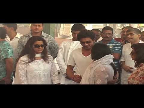 Funeral Of Bobby Chawla Brother Of Juhi Chawla