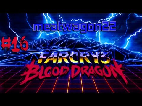 Far Cry 3: Blood Dragon |C4 the base | #16