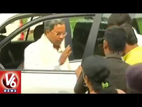 JD(S)-Congress Coordination Committee to Finalise Karnataka Budget | V6 News