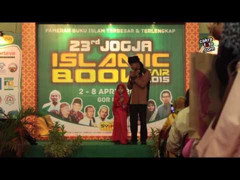 Live Performance Deni Aden, Duo Kaafi, Zerlina IBF JOGJA 15