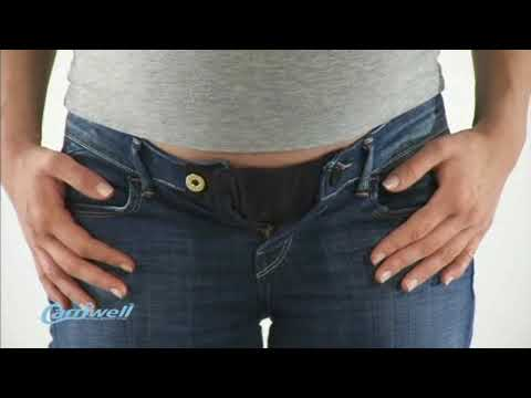 Carriwell Maternity Flexi Belt Turns Everyday Pants And
