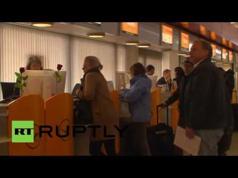 Germany: 400,000 passengers disrupted due to Lufthansa strike