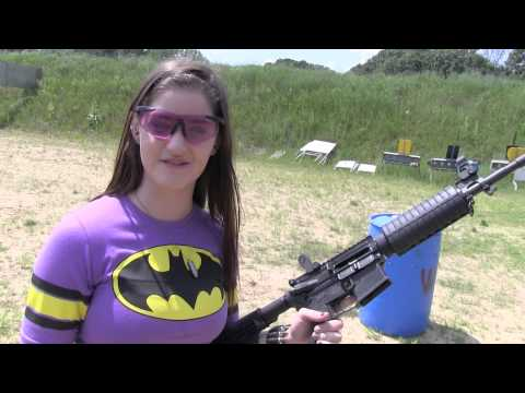 Windham Weaponry Carbon Fiber AR 15 First Impressions FateofDestinee