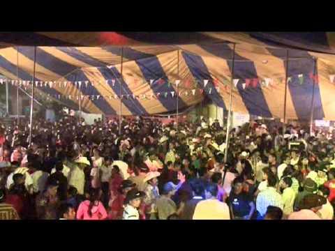 chilenitas  grupo Recuerdo 89 en sola de vega oax  18 sep 2011